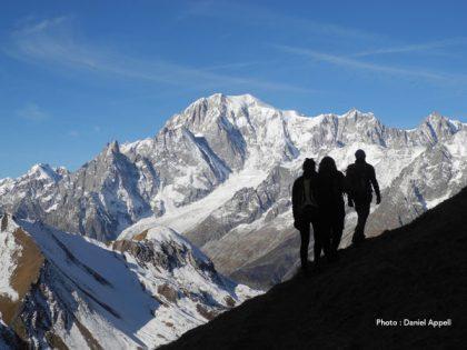 Randonnées accompagnées dans les Alpes du nord