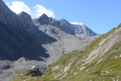 Randonnées acccompagnées dans les Alpes du nord : le Wildhorn.