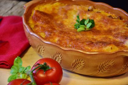 Recettes de Savoie : diots polenta.