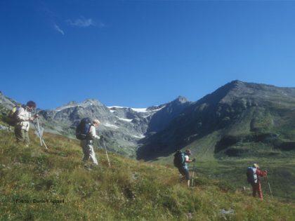 Randonnées acccompagnées dans les Alpes du nord : le Grand Paradis.